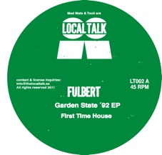 "Fulbert/GARDEN STATE '92 EP 12"""