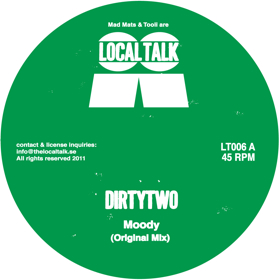 Dirtytwo/MOODY 12""