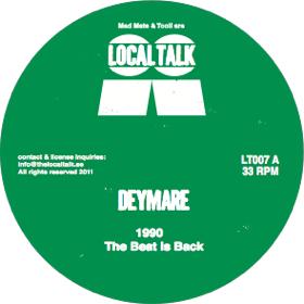 """Deymare/1990 EP 12"""""""