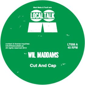 """Wil Maddams/CUT & CAP 12"""""""
