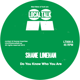 Shane Lineham/DO YOU KNOW WHO YOU...12""