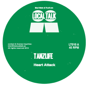 Tanzlife/HEART ATTACK & COLD FIRE 12""