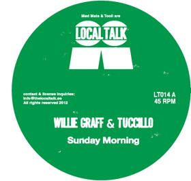 Willie Graff & Tuccillo/MISDIRECTION 12""