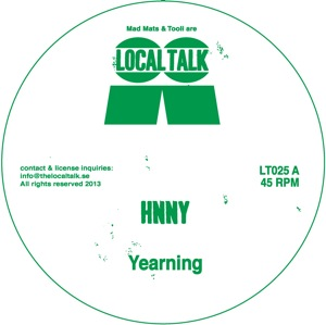 HNNY/YEARNING 12""