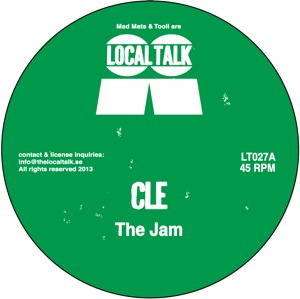 Cle/THE JAM (DIRTYTWO REMIX) 12""