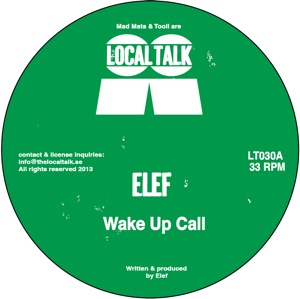 Elef/WAKE UP CALL 12""