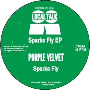 Purple Velvet/SPARKS FLY EP 12""