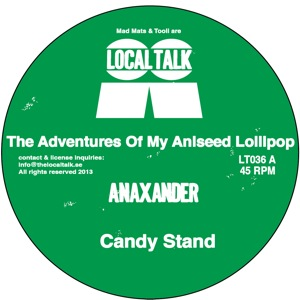 Anaxander/ADVENTURES OF MY ANISEED 12""