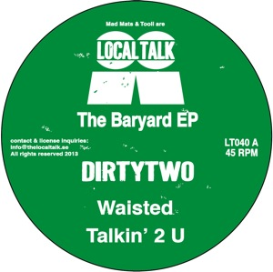 Dirtytwo/THE BARYARD EP 12""