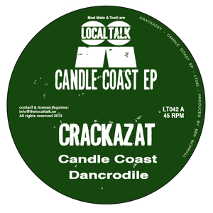 Crackazat/CANDLE COAST 12""