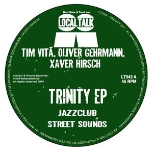 "Vita, Gehrmann & Hirsch/TRINITY EP 12"""