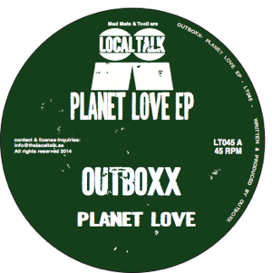 Outboxx/PLANET LOVE EP 12""