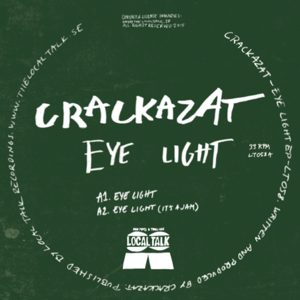 Crackazat/EYE LIGHT 12""