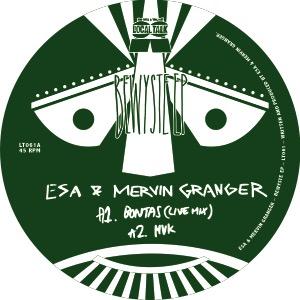 "Esa & Mervin Granger/BEWYSTE EP 12"""
