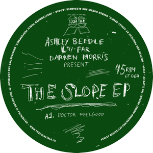 Ashley Beedle/THE SLOPE EP 12""