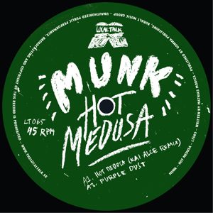 Munk/HOT MEDUSA (KAI ALCE REMIX) 12""