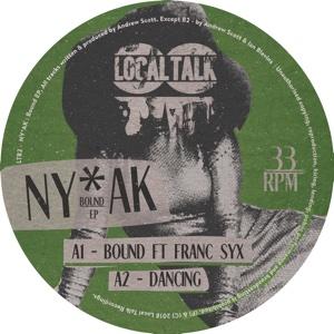 """NY*AK/BOUND EP 12"""""""