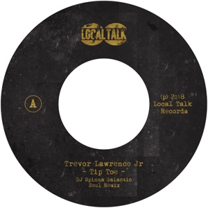 Trevor Lawrence Jr/TIPTOE-DJ SPINNA 7""