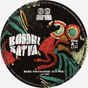 Boddhi Satva/BASIC KNOWLEDGE 12""