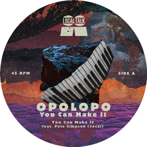 Opolopo/YOU CAN MAKE IT 12""