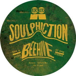 Soulphiction/BEEHIVE (JAMIE 3:26 RX) 12""
