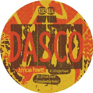 "Dasco/AFRICAN POWER 12"""