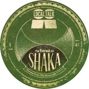 """Shaka/THE RIVERWALK EP 12"""""""