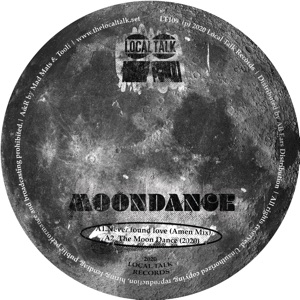 "Moondance/NEVER FOUND LOVE 12"""