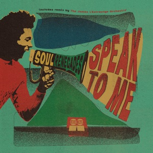 Soul Renegades/SPEAK TO ME 12""