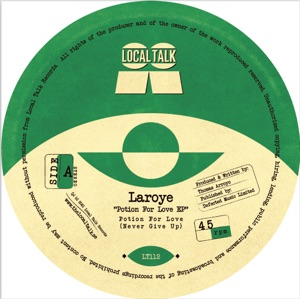 Laroye/POTION FOR LOVE 12""