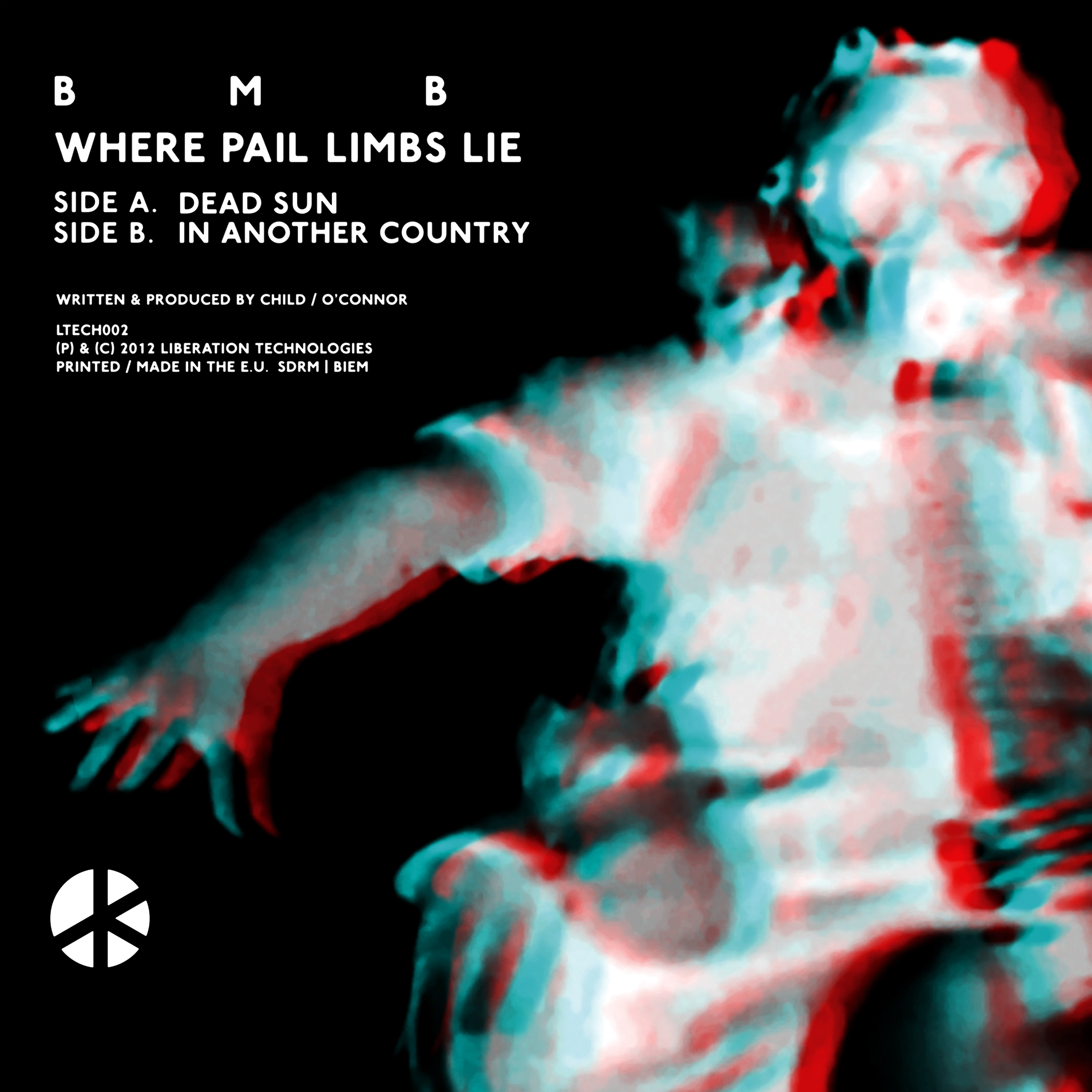 BMB/WHERE PAIL LIMBS LIE EP 12""