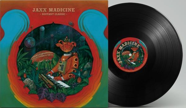 Jaxx Madicine/DISTANT CLASSIC DLP