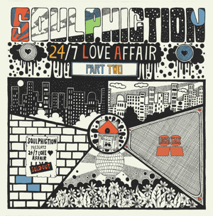 Soulphiction/24-7 LOVE AFFAIR PT 2 12""