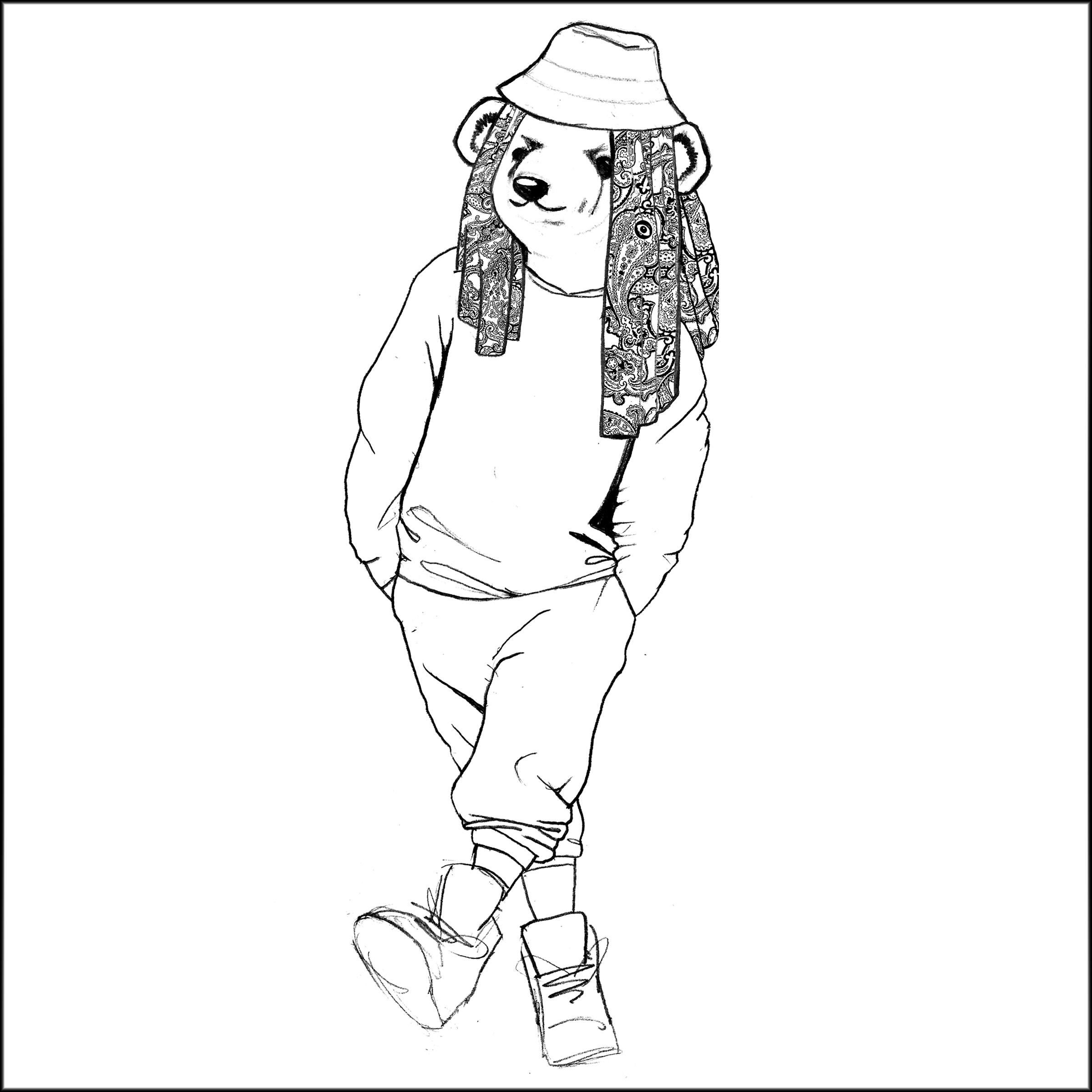 "Yolo Bear/YOLO BEAR EP 12"""