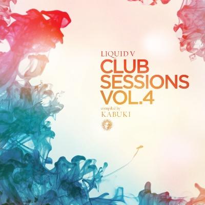 Various/LIQUID V CLUB SESSIONS VOL.4 DCD