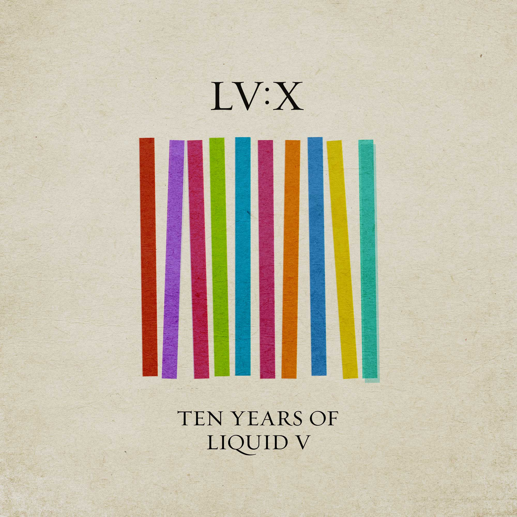 Various/LV:X - TEN YEARS OF LIQUID V DCD