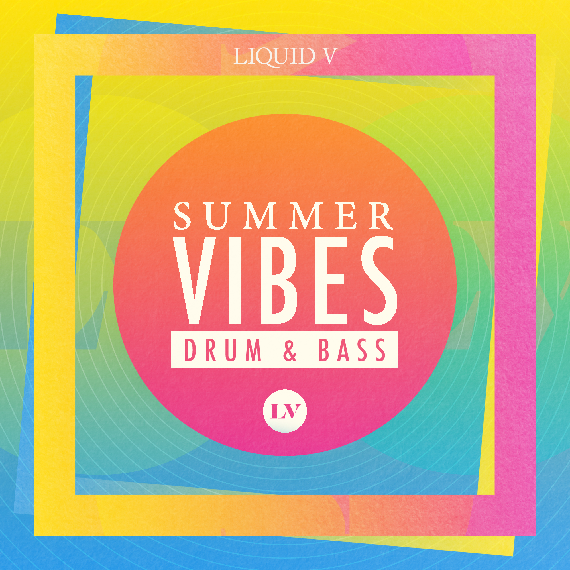 Random Movement/SUMMER VIBES: D&B CD