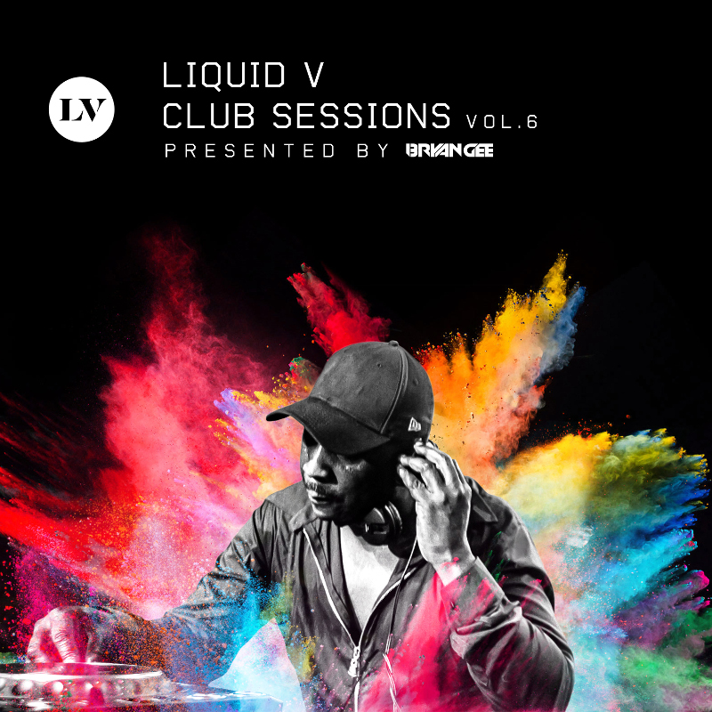 Bryan Gee/LIQUID V CLUB SESSIONS V6 CD