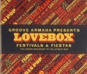 Groove Armada/LOVEBOX VOL.2 (2008) DCD