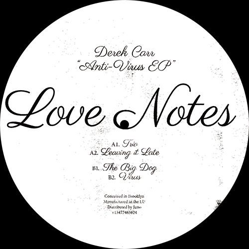 """Derek Carr/THE ANTI-VIRUS EP 12"""""""