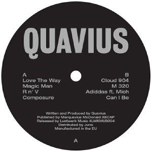 """Quavius/QUAVIUS EP 12"""""""