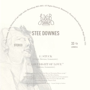 Stee Downes/MANY WAYS 12""