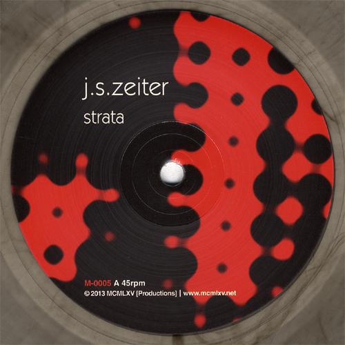 """J.S. Zeiter/STRATA 12"""""""