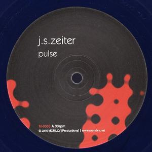 """J.S. Zeiter/PULSE & SUBMERGE 12"""""""
