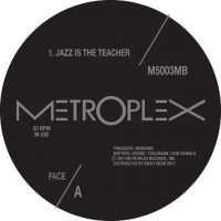 M500 & 3MB/JAZZ IS THE TEACHER 12""