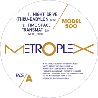 Model 500/NIGHT DRIVE & NO UFO'S 12""