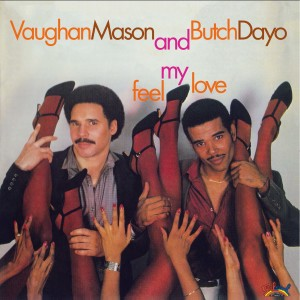 Vaughan Mason & Butch Dayo/FEEL MY... LP