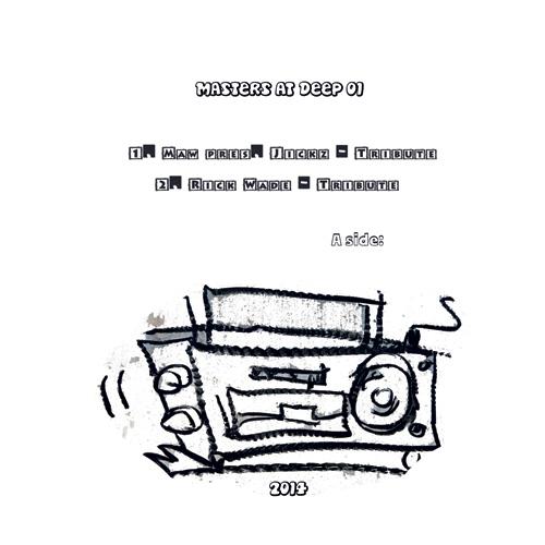 """MAW & Various/MASTERS AT DEEP EP 12"""""""