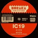 Buraka Som Sistema/IC19 REMIXES 12""