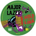 Major Lazer/HOLD THE LINE 12""